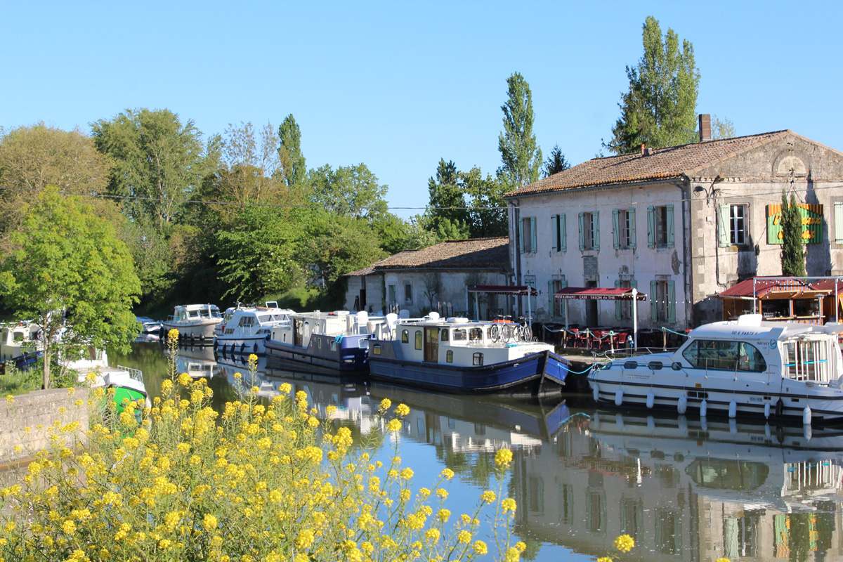 Gite Bram Canal du Midi